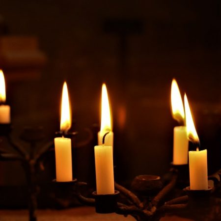 candlelight service 2019